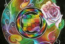 MANDALAS / O Círculo Sagrado Que Integra e Harmoniza.