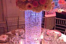 Wedding centerpieces / by Natalee Joanna