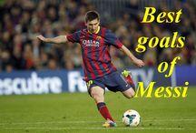Lionel Messi / Best goal of Messi