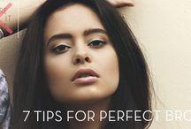 Make-Up: Eyes - Brows