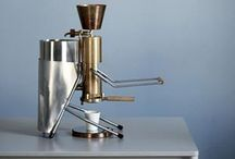 Espresso Machines & Coffee Tools / Great Stuff used to prepare Coffee