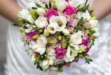 Wedding Bouquets & Florals / Beautiful bouquets and floral decorations for your wedding.