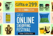 GOSF - Gifts by Meeta / Great Online Shopping Festival (GOSF) 2014 at GiftsbyMeeta.com. Great Discounts & Offers!