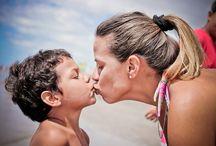 Besar en la boca a tus hijos: ¿Está bien o mal? lo…