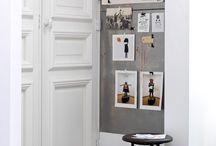 home pinboards