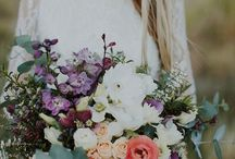 peace, love & flowers