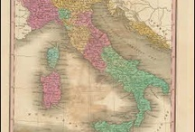 Italy Antique Maps / Antique maps of Italy present an interesting view of the many changes in Italy over the Centuries. These original old maps of Italy show the ebb and flow of political and geographical change. Vintage maps of Italy often show Country and Kingdom names. The Italian boundaries changed over the years as one power rose and another declined. These historical Italy maps, to include antique maps of Rome, Venice and Milan are truly pieces of Italian history on paper.