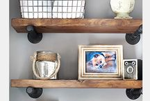 Unique Wall Shelf Decor Ideas / Arrange the interiors of your home or office space in a unique way. Get the ideas here. Going through these images will teach you how to arrange the wall shelves in your sweet home. You can adopt these ideas anywhere, such as a corporate office, studio, etc., not limited to a home. Unique Wall Shelf Decor Ideas shared here, have a look and get inspiration.
