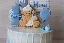Идеи детские торты