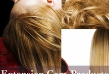 Extension Care Products / by Hair Extensions Direct