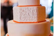wedding cakes / These are cakes that we at Weddings By Malissa have done or that inspire us.