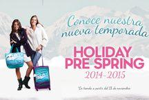 Holiday Pre Spring / Conoce todos los productos de nuestra nueva temporada en www.kiplingmexico.com