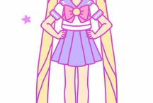 Sailor Moon / I will always love Sailor Moon