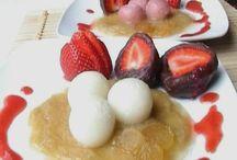 Japon: recettes desserts