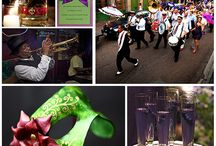 Mardi Gras. / Everything you need to celebrate Fat Tuesday! / by FineStationery