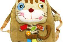 kabelky pro děti