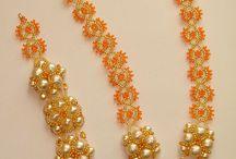 beaded jewelery sets