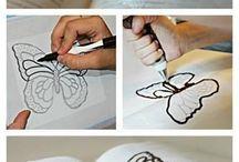 Шоколадные бабочки и не только