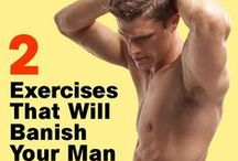 man boob banishing workouts