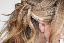 New Romantics / Hairstyles that will make your inner romantic smile from ear to ear.