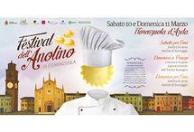 Festival dell'Anolino 10-11 marzo Fiorenzuola d'Arda (PC)