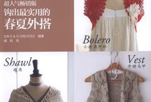 Háčkování svetry