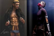 Carlton Jones Styling (Men) / Carlton Jones styling portfolio. (Men)