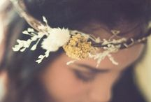 ☮ Hair Ornaments ☮  / by Hippie ☮ Style
