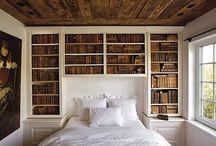 A grown-up bedroom