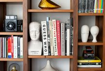 Sexy Storage : Fashionable + Organized / Get sexy with your storage. Home organization can be incorporated into your design preferences, marrying form and function. Let your needs guide your home design. #cleverlife