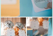 Baby shower / by Hannah Tasker