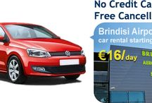 Car Hire Brindisi Airport