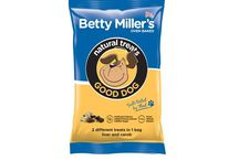 Betty Miller's Functional Treats Collection / Dog treats with a purpose. 100% natural super healthy and ready to be of help