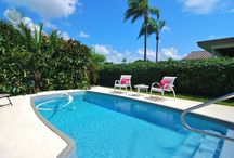 Mermaid's Cove / Mermaid's Cove is a 4BR/2BA waterfront vacation rental with a private pool, private dock, and screened lanai.