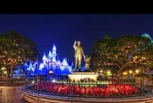Disney  / by Kristin Morris