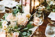 Wedding Decorations Table