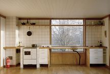 interiors / Kitchen, Living room, Housing design