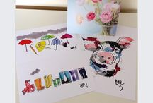 Amy Spittle Art Reviews & Media / Happy Post, Happy Customers, Great Reviews