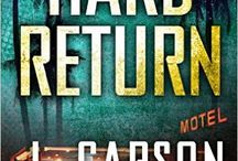 Hard Return / (Cyril Landry Thriller Book 2)