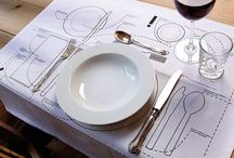Table Settings / For the love and importance of table settings in home decor, during the holidays and anytime!