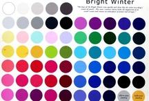Clothes ~ Bright Winter