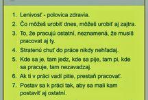 Texty v slovenskom jazyku.