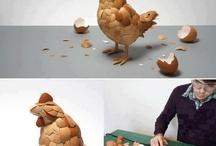 eggshells!