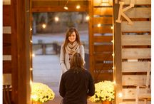 Popping the Question! / Our favorite wedding proposal pictures!