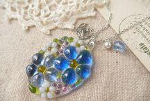 Vitrofucion y hermosas esculturas  de Cristal