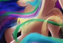 My Little Pony / My little pony's are awesome
