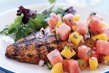 Aftensmad / Inspiration til madplaner, hverdagsmad, tilbehør og egne opskrifter.