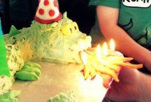 Aniversário Dragão
