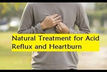 Natural Treatment for Acid Reflux and Heartburn