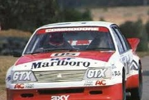 Classic Group A RaceCars